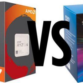 El precio de las CPUs AMD Ryzen baja notablemente