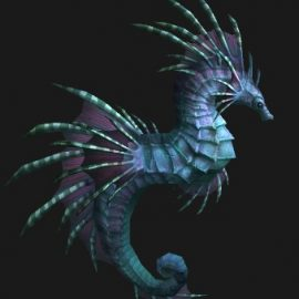 Guía del caballito de mar de Vashj'ir (Poseidus)