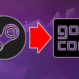 Vincula tu cuenta de Steam con GoG (Good old Games) y migra tus juegos a GoG