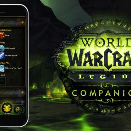 WoW Legion Companion