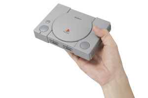 PlayStation classic tamaño