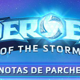 Notas del parche Heroes of the Storm (17 septiembre 2018)