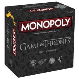 Monopoly de Juego de Tronos