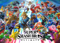 super smash brosh ultimate nintendo switch