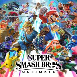 ¡Llega Super Smash Bros Ultimate de Nintendo Switch!