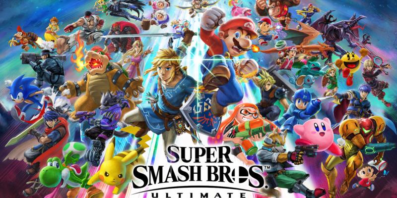 super smash brosh ultimate nintendo switch