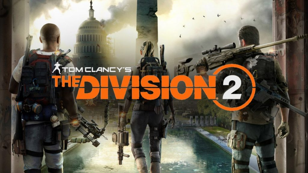 toms clancy the division 2