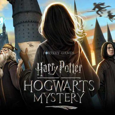 Harry Potter Hogwarts Mystery: Un año mágico