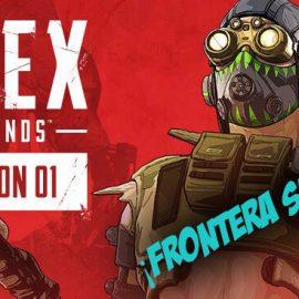 ¡Pase de temporada 1: Frontera salvaje!   Apex Legends