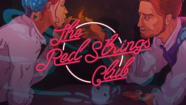 red strings club