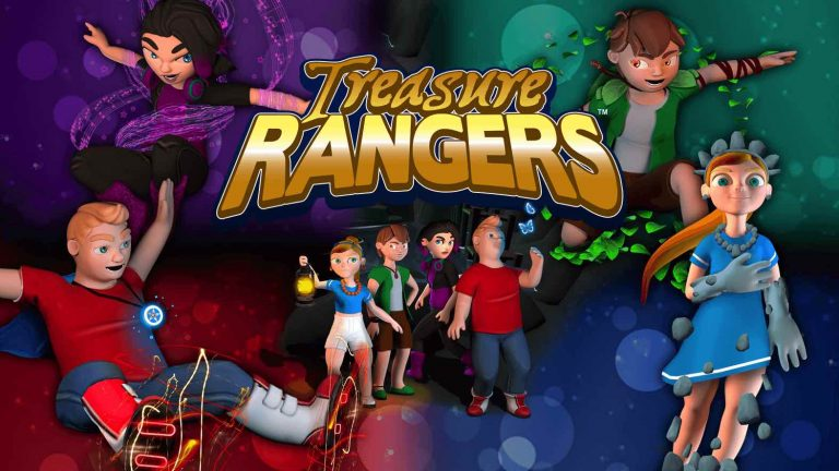 Treasure Rangers: el juego que ayuda a visualizar el autismo