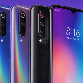 Xiaomi mi 9 vs Xiaomi mi 9 SE: la nueva generación
