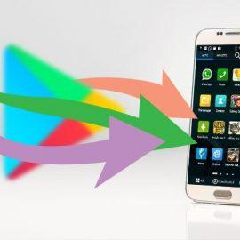 ¿Cómo actualizar aplicaciones Android sin Playstore?