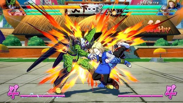 Dragon Ball Z Fighter Z PS4