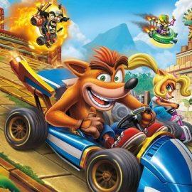Crash Team Racing Nitro-Fueled: Guía de trucos y Consejos 2019