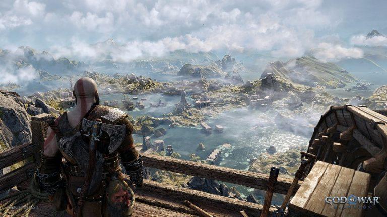 Avance de God of War: Ragnarok